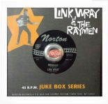 "45RE ✦ LINK WRAY ✦ ""Branded / Law Of The Jungle"" - Monster Instrumental"